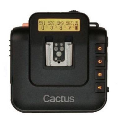 ワイヤレストランシーバーCactus V6 | 格安多灯ライティングにお薦め