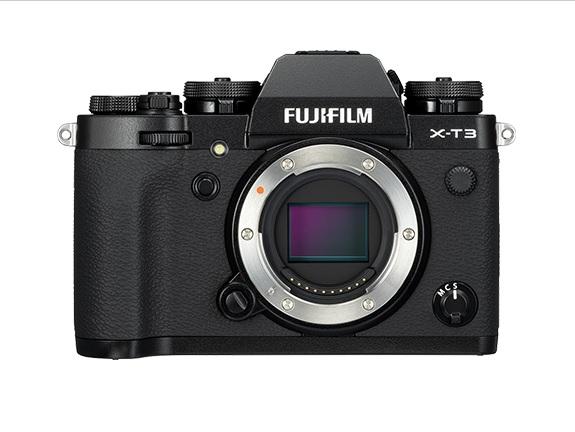 驚異の動画機能 FUJIFILM X-T3