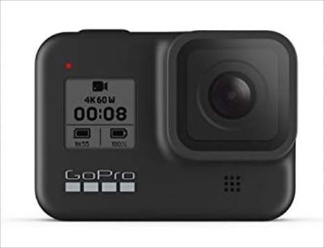 GoPro HERO8、買ったらソフトウェアアップデートは速攻で